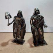 scifi postavy Sochy z kovu Dark