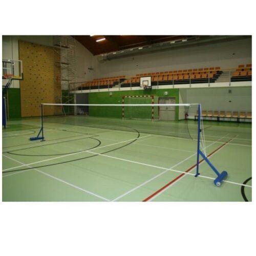 badmintonové sloupky schoolsport