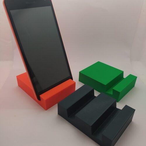 3D tisk stojánek na telefon