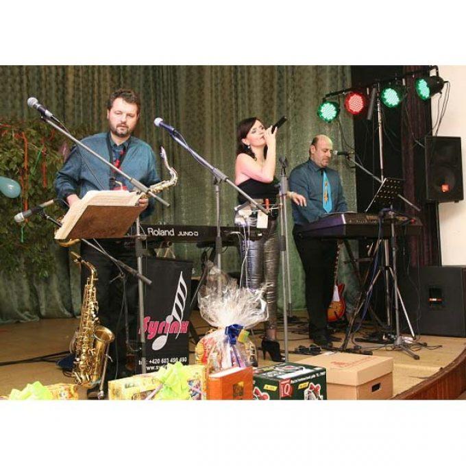 Hudební skupina Syrinx