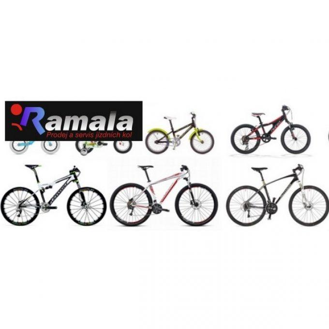 RAMALA prodej a servis jízdních kol