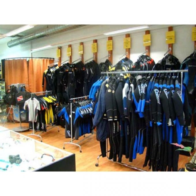 CRESSI shop potápění