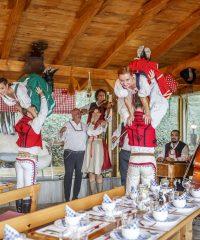 Folklore garden svatby a eventy