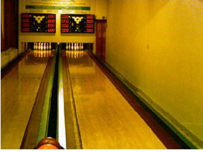 Herna bowlingu Český Těšín