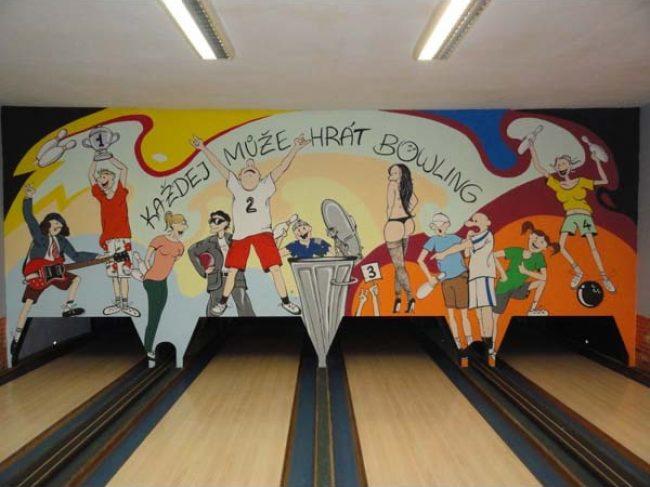 Bowling Jihlava Snack bar