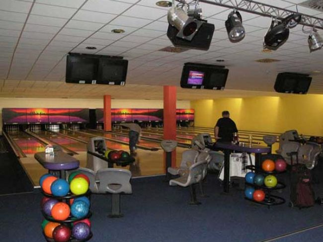Campus bowling 10 profi drah