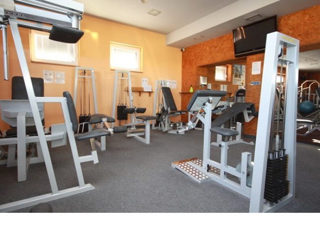 Fittsport Rožnov fitness centrum