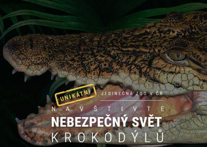 Krokodýlí ZOO Protivín