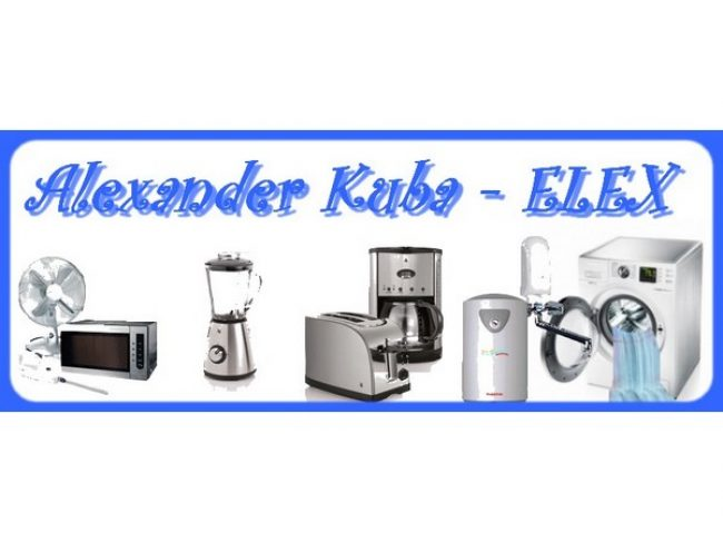 Kuba Elex oprava elektrospotřebičů