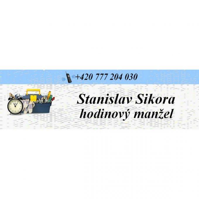 Stanislav Sikora hodinový manžel