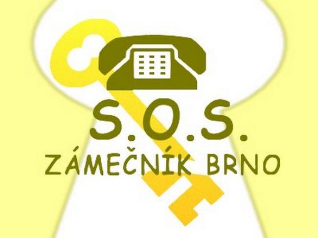 Zámečnictví SOS Brno