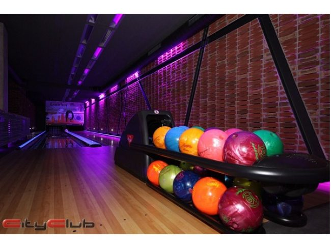 City Club Rožnov bowling