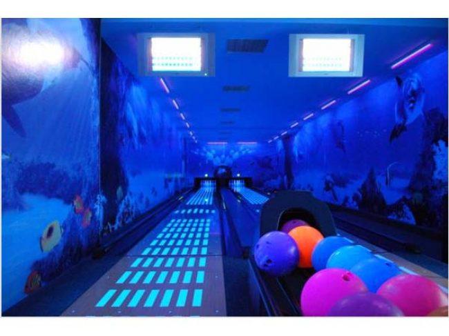 Bowling restaurace Kuželna