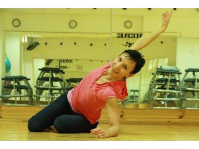 Kateřina Dobešová osobní trenér fitness