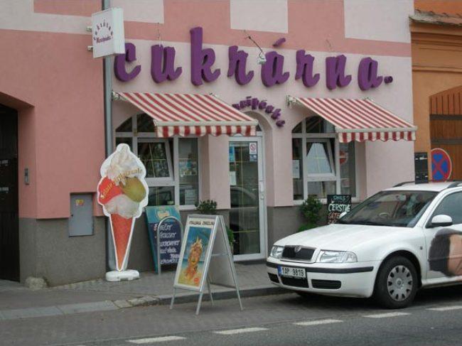 Cukrárna Marcipánka