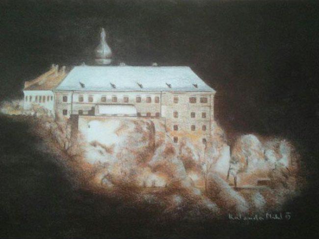 Michal Kalenda OZP malíř