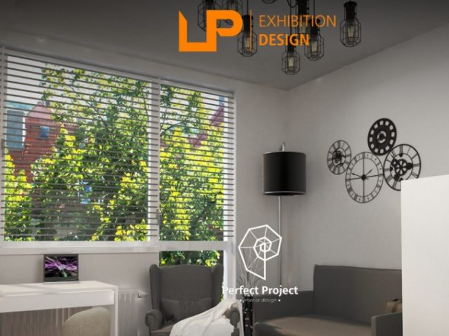 LP interier design