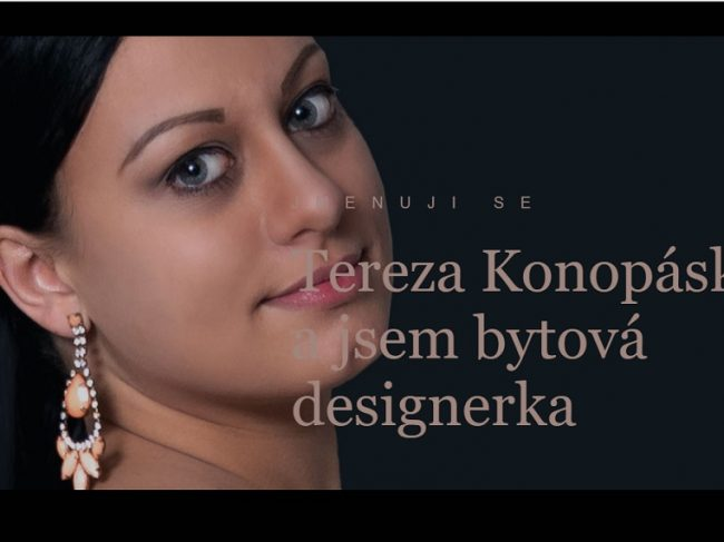 TK design Tereza Konopásková