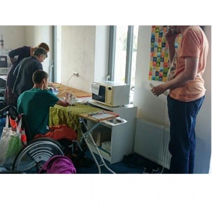 Život bez bariér Nová Paka Sociální rehabilitace