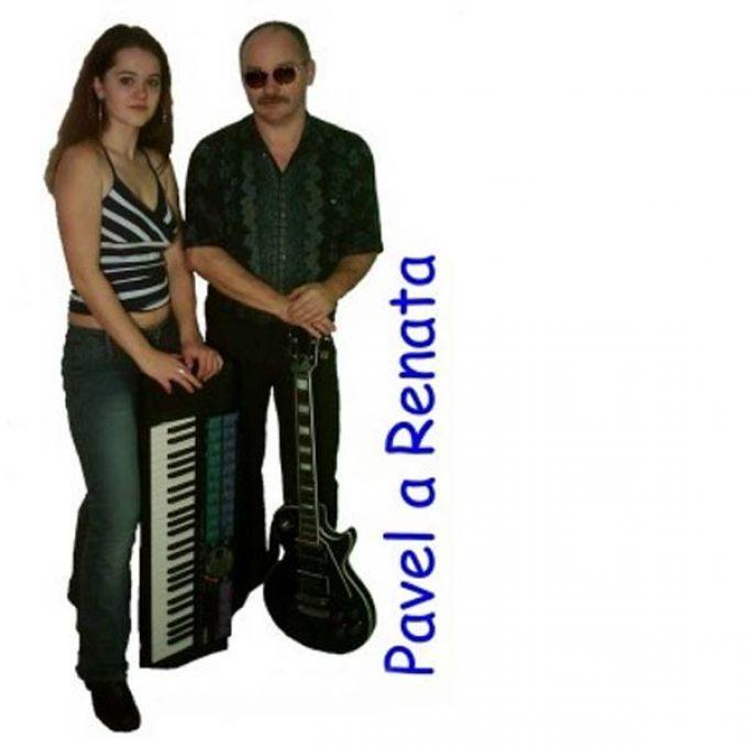 Duo Pavel & Renata hudba na akce