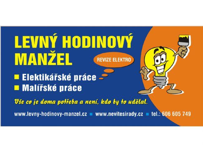 Ladislav Vinš hodinový manžel