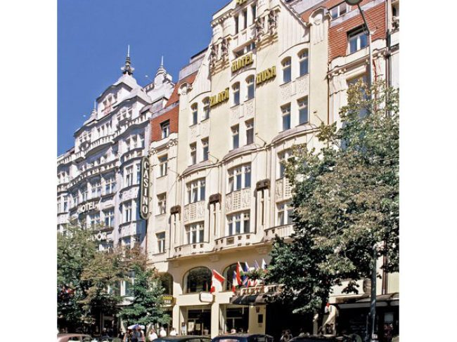Hotel Ambassador – Zlatá Husa *****