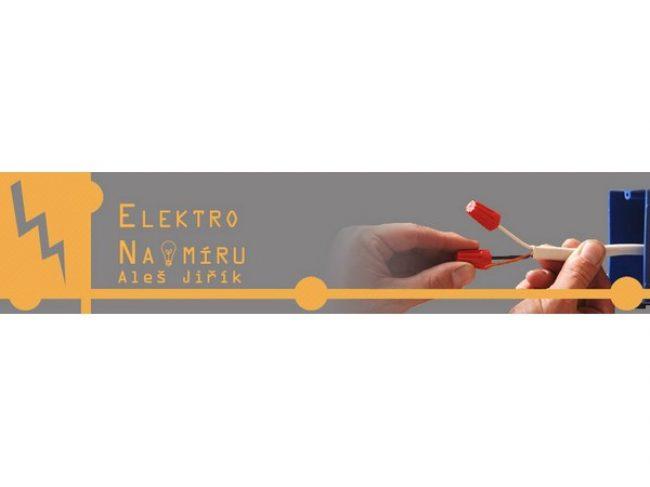 Aleš Jiřík elektro na míru