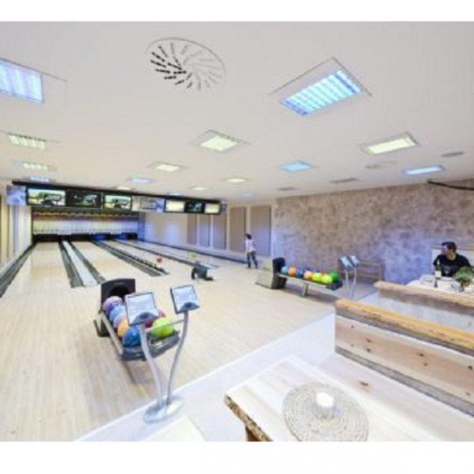 Stone bowling bar