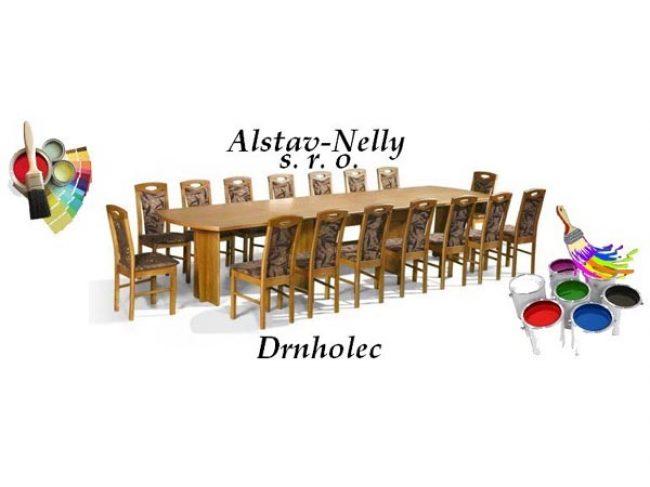 ALSTAV Nelly truhlářská výroba