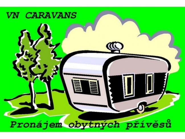 VN CARAVANS – půjčovna karavanů