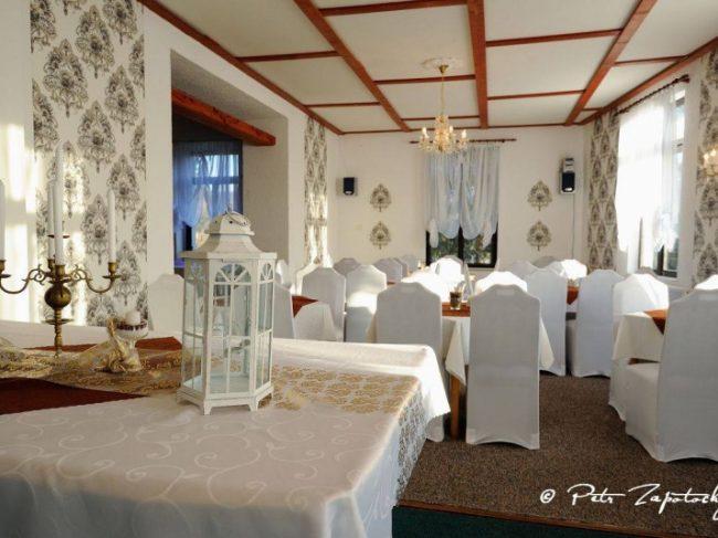 Hotel a restaurace Jef Doubice